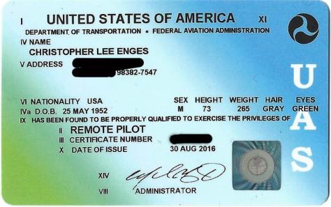 remote pilot certificate | spirit vision films