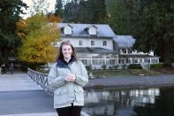 Elaine at Lk Crescent Lodge